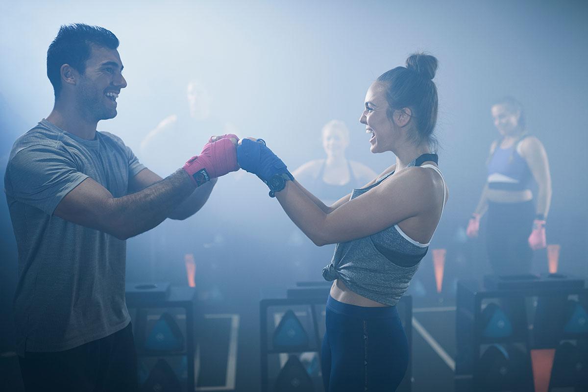 Hustle Boxing